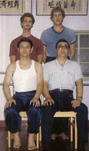 Chen Yun-ching on the left and older brother Yun-Chao on the right.