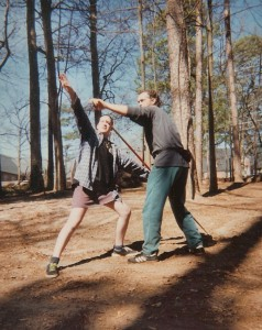 Lil and the Javelin--Waldorf School of Atlanta, GA USA